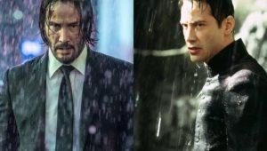 Keanu Reeves: Jonh Wick y Neo
