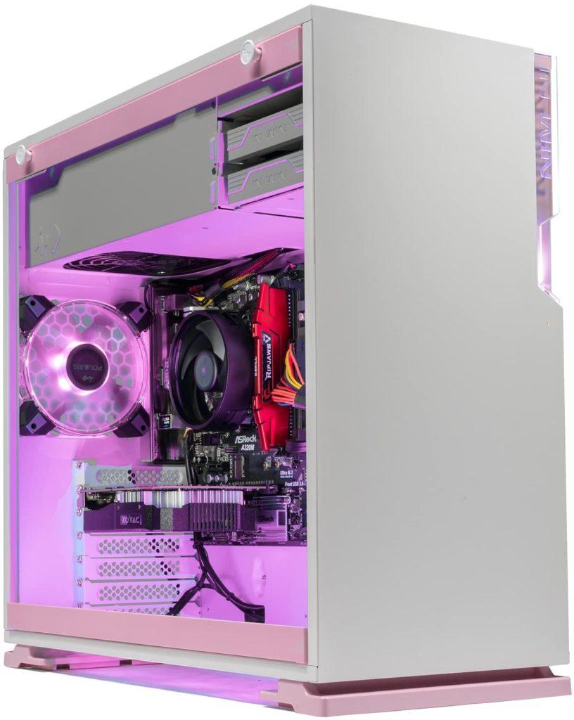 PC Gamer Pink