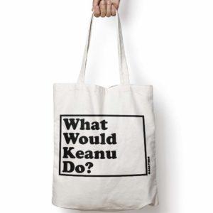 Bolsa keanu reeves qué haría keanu?