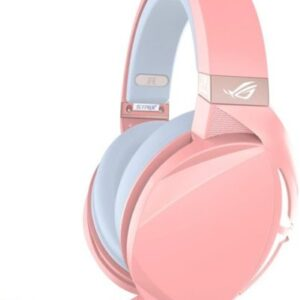 asus rog strix pink headphones