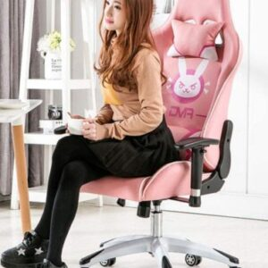 Gamer Pink Chair