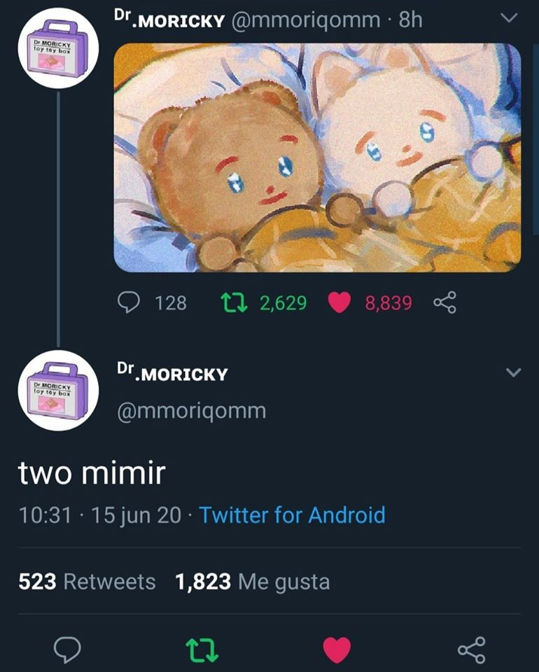 two mimir dos mimir
