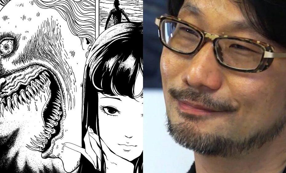 hideo kojima y Junji Ito