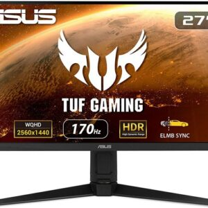 asus tuf monitor gamer 1440p 170hz