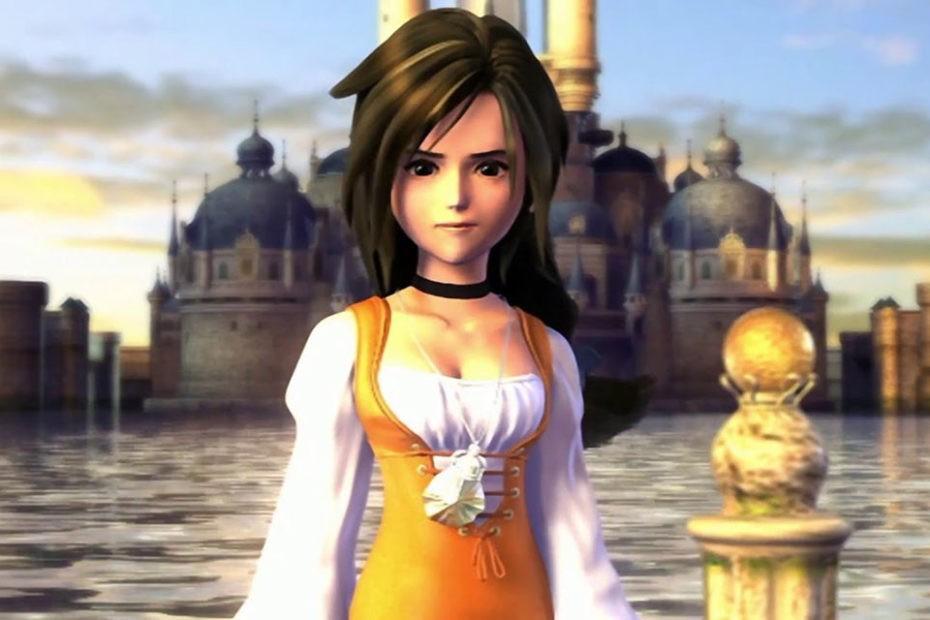 Princesa Garnet