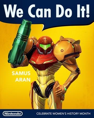 podemos hacerlo samus aran